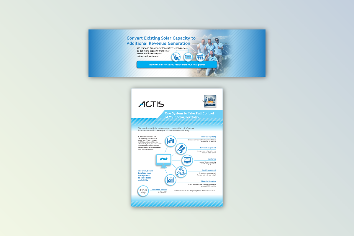 Web and Marketing Collateral