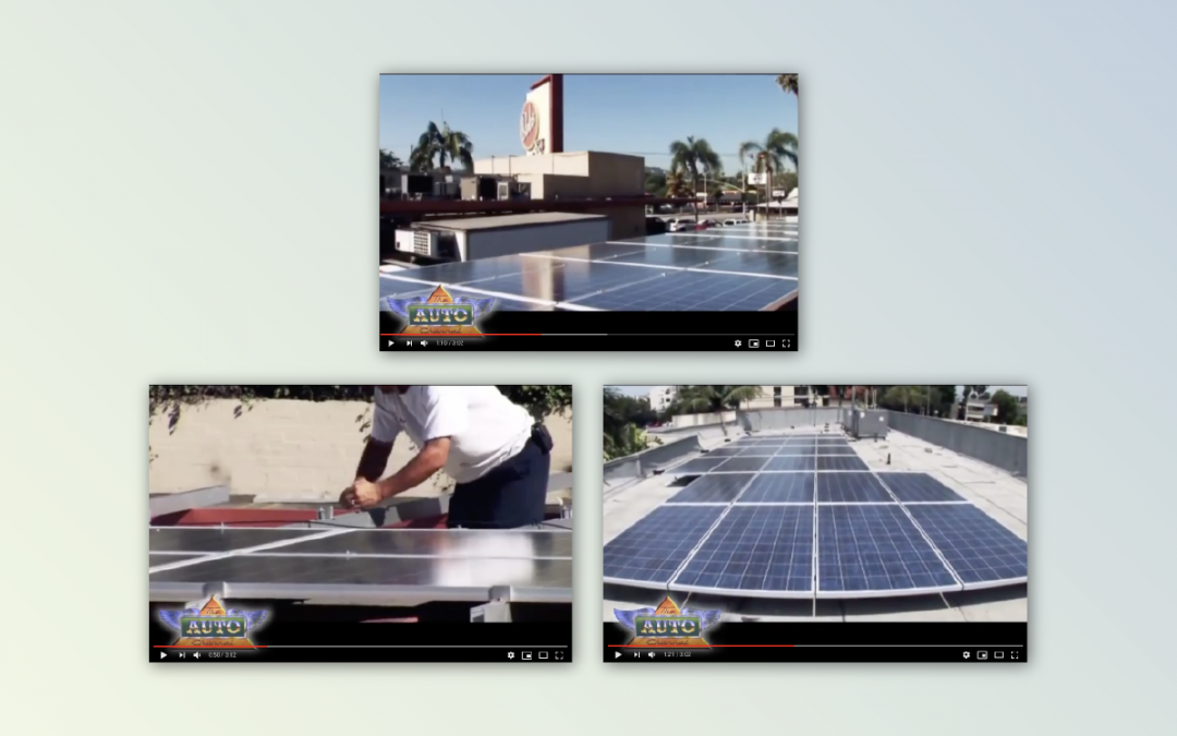Co-marketing a Solar Project