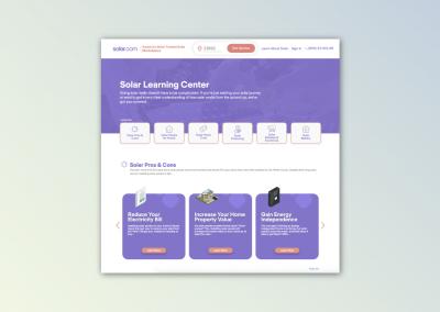 Solar Education Content