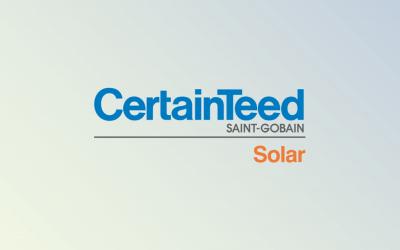 CertainTeed Solar