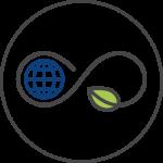 TerraCurrent icon - global renewal image