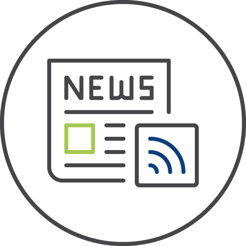 Media support icon image
